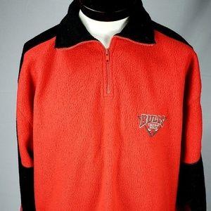 Pro Edge Mens Sweater Sweatshirt Chicago Bulls